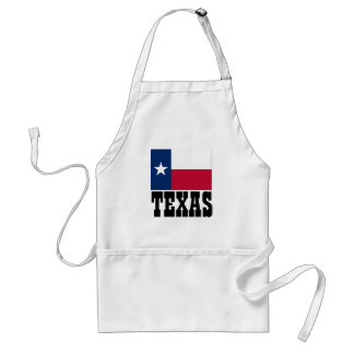 Texas Adult Apron