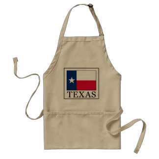 Texas Adult Apron