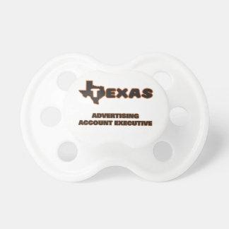 Texas Advertising Account Executive BooginHead Pacifier