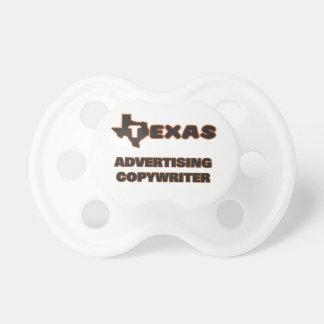 Texas Advertising Copywriter BooginHead Pacifier