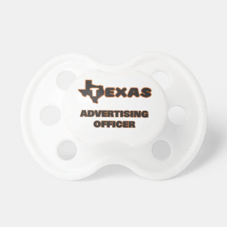 Texas Advertising Officer BooginHead Pacifier