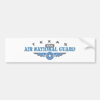 Texas Air National Guard Car Bumper Sticker