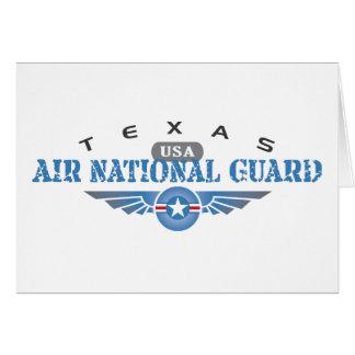 Texas Air National Guard Card