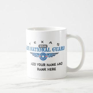 Texas Air National Guard Coffee Mug