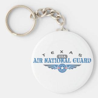 Texas Air National Guard Keychain