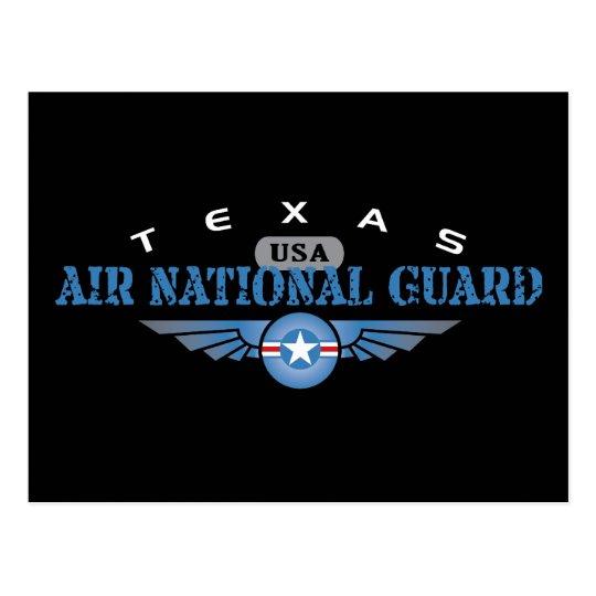 Texas Air National Guard Postcard
