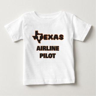 Texas Airline Pilot T Shirts