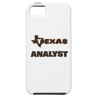 Texas Analyst iPhone 5 Covers