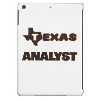 Texas Analyst iPad Air Cover