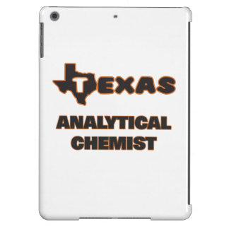 Texas Analytical Chemist iPad Air Cases