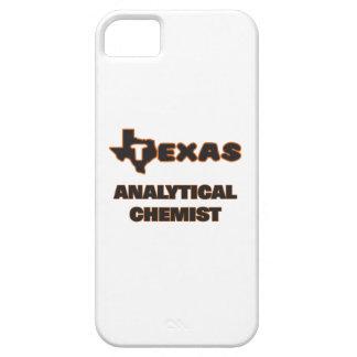 Texas Analytical Chemist iPhone 5 Cases