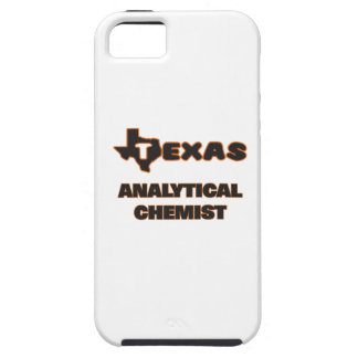 Texas Analytical Chemist iPhone 5 Covers