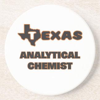 Texas Analytical Chemist Drink Coasters