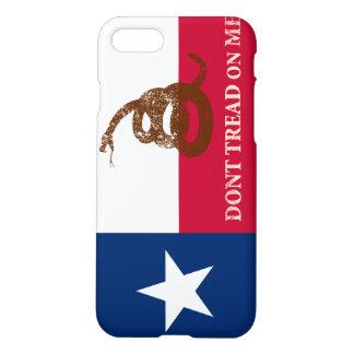Texas and Gadsden Flag iPhone 8/7 Case