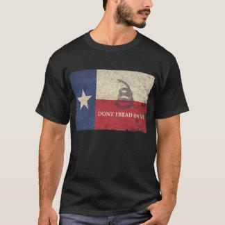 Texas and Gadsden Flag T-Shirt