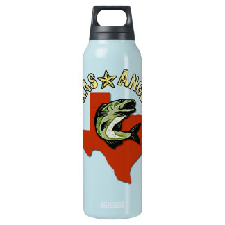 Texas Angler Insulated Water Bottle