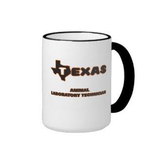 Texas Animal Laboratory Technician Ringer Mug