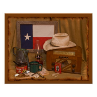 Texas Antiques poster