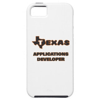 Texas Applications Developer iPhone 5 Covers