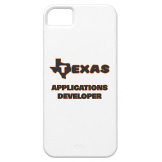 Texas Applications Developer iPhone 5 Case