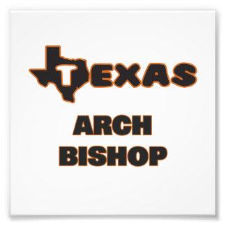 Texas Arch Bishop Photo Print