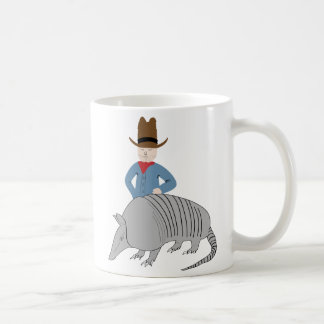 Texas Armadillo! Coffee Mug