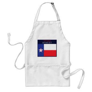 Texas Atheist Adult Apron