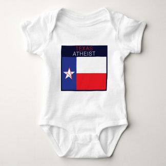 Texas Atheist Baby Bodysuit