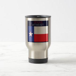 Texas Atheist Travel Mug