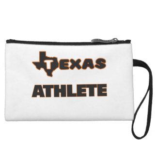 Texas Athlete Wristlet Purse