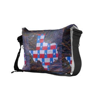 Texas Attache Courier Bag