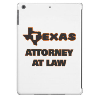 Texas Attorney At Law Case For iPad Air