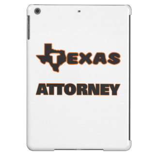 Texas Attorney Case For iPad Air