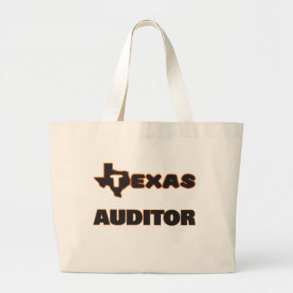 Texas Auditor Jumbo Tote Bag