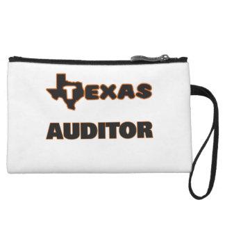 Texas Auditor Wristlet Clutch