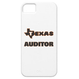 Texas Auditor iPhone 5 Case
