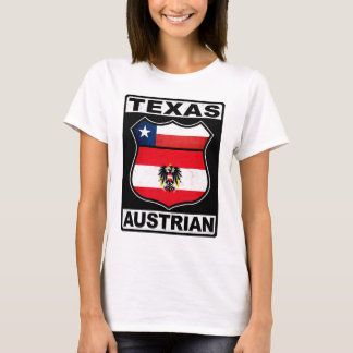 Texas Austrian American Ladies Tee