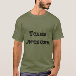 Texas Awesome Quote Men's T-shirt