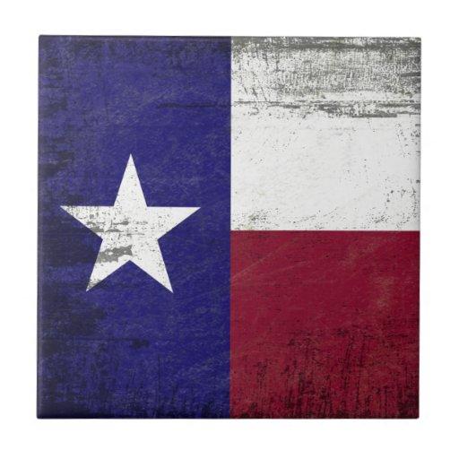 Texas Azulejo Cuadrado Pequeño