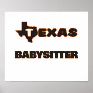Texas Babysitter Poster