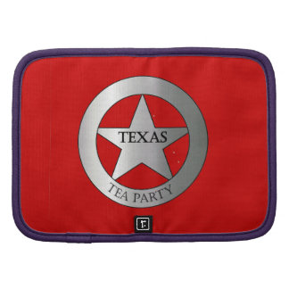 Texas Badge Tea Party Planner