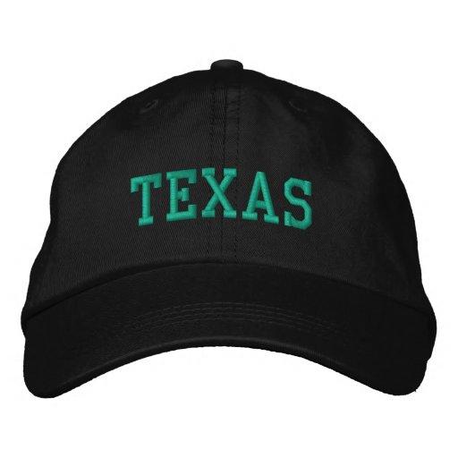 TEXAS ball cap