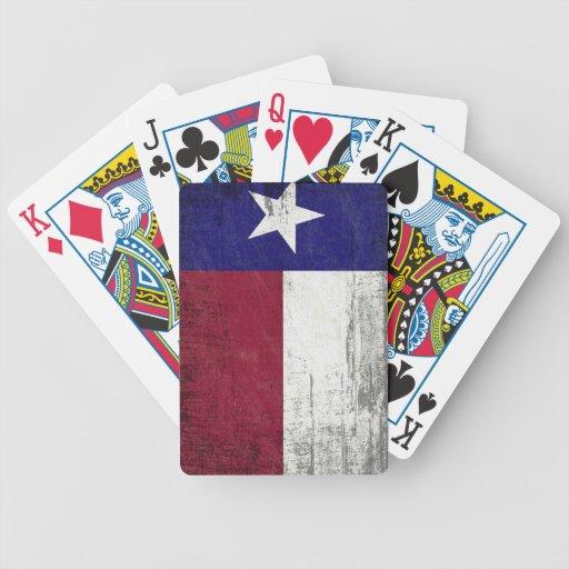 Texas Barajas De Cartas