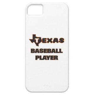 Texas Baseball Player iPhone 5 Case