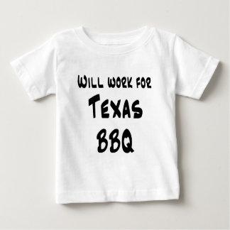 Texas BBQ Baby T-Shirt