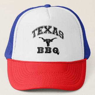 Texas BBQ Custom Business Hat Food Truck Hats
