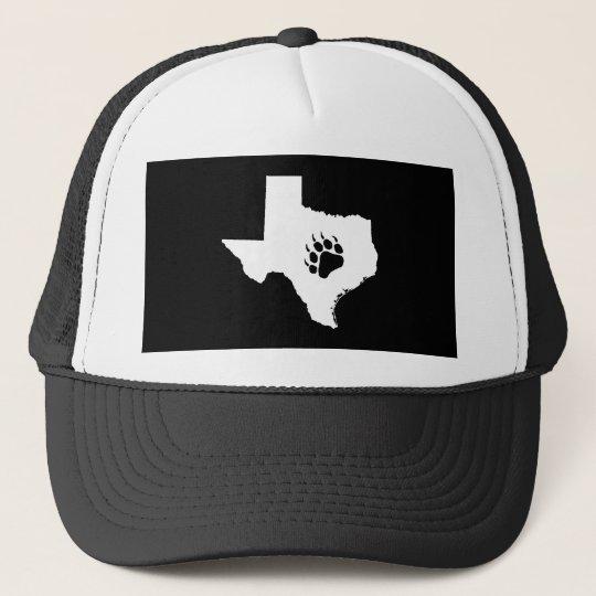 Texas Bear Paw Trucker Hat