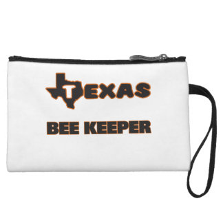 Texas Bee Keeper Wristlet Clutches