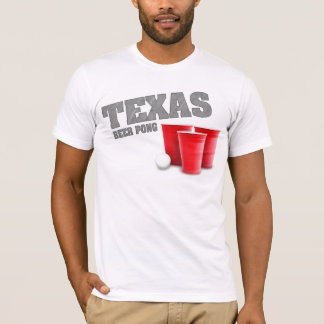 Texas Beer Pong T-Shirt