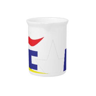 texas beverage pitcher